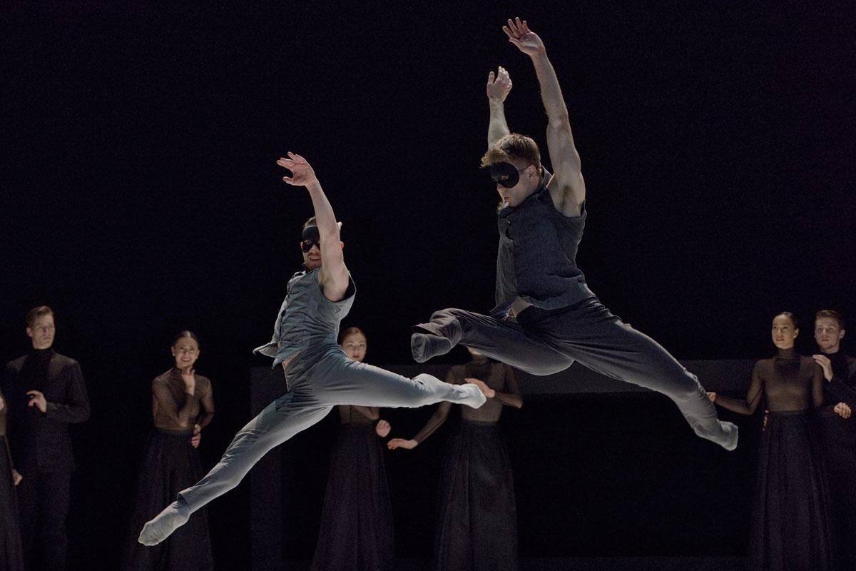 Program 2 - Romeo + Juliet - Ballet BC - March 2020